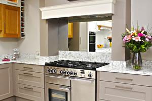 Appliances at Gormley's Kitchens, Northern Ireland