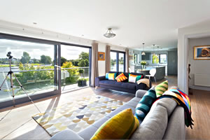 Bedrooms & Living Spaces at Gormley's Kitchens, Northern Ireland
