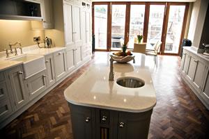 Bespoke Kitchens at Gormley's Kitchens, Northern Ireland